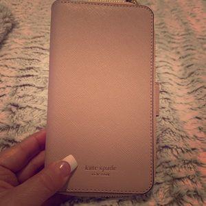 Kate Spade IPhone XS Max wristlet case